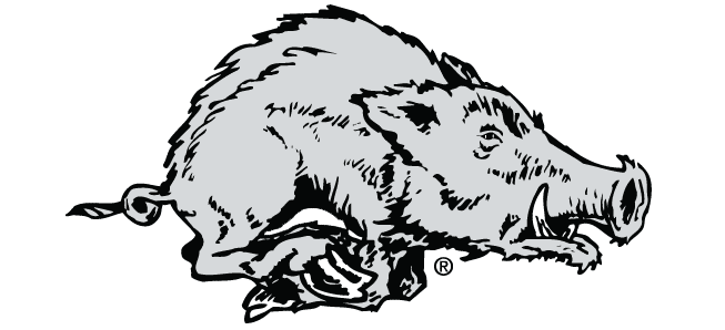 70s Razorback Logo