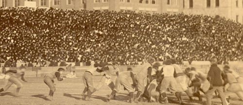 Harvard vs Pennsylvania (1894)