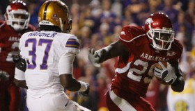 Arkansas v LSU