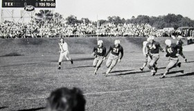 1951 Game in War Memorial Stadium 2