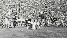 1951 Game in War Memorial Stadium