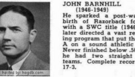 Coach Barnhill Bio