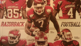 2011 razorback media guide cover