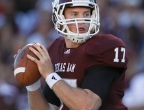 Texas Tech v Texas A&amp;M