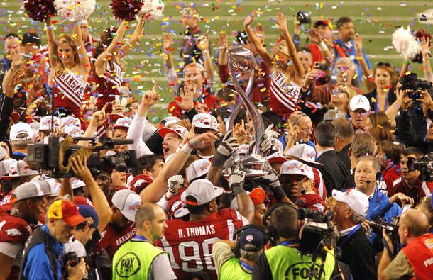 2012 Cotton Bowl Celebration