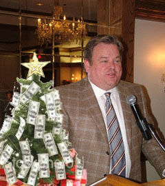Jimmy Sexton Christmas