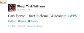Bret Bielema Was on Our Radar