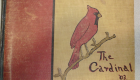 1903 The Cardinal Cover