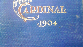 1904 The Cardinal Cover