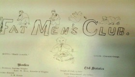 Cardinal 1897 Fat Mans Cluba