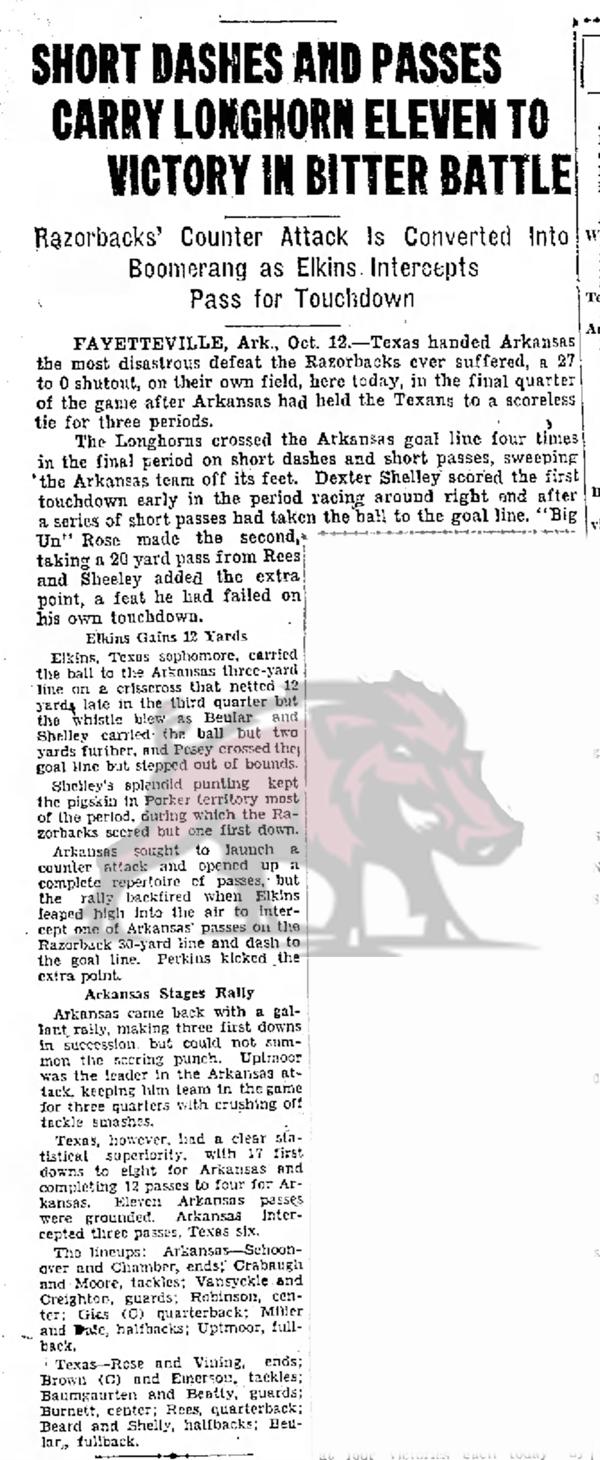 1929-10-13 Abilene_Reporter_News_Sun__Oct_13__1929 p. 4 Game 13