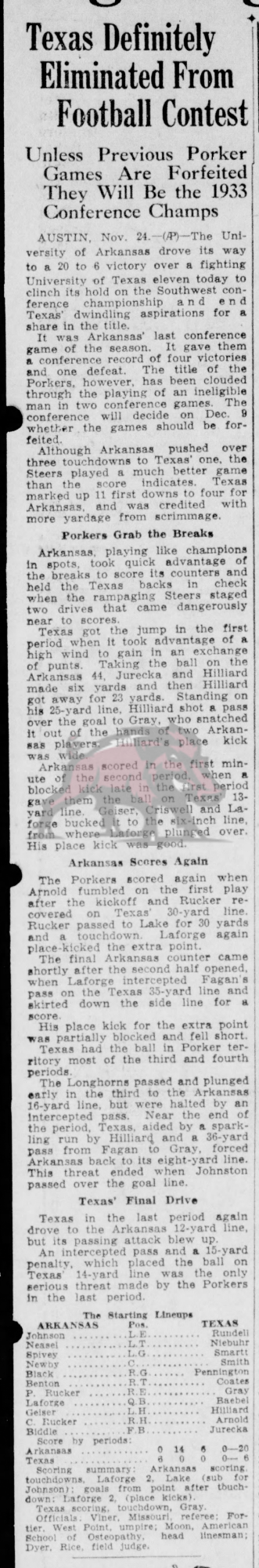 1933-11-25 The_Waco_News_Tribune_Sat__Nov_25__1933 p. 7 Story Game 15