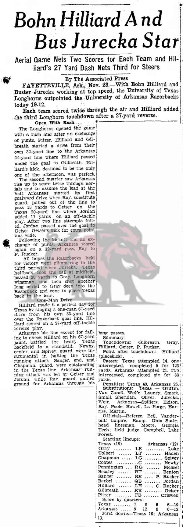 1934-11-24 Abilene_Reporter_News_Sat__Nov_24__1934 p. 3 Story Game 16