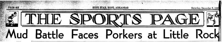 1936-12-05 Hope Star Sat Dec 5 1936 p  Headline