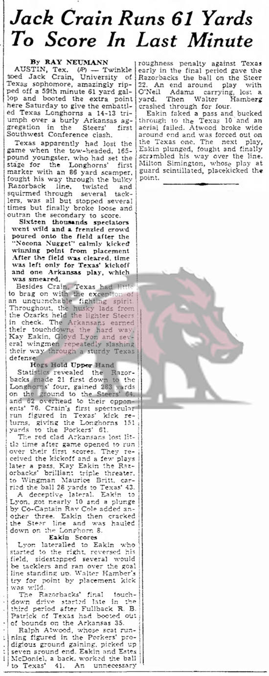 1939-10-22 The_Paris_News_Sun__Oct_22__1939 p. 8 Story  Game 21