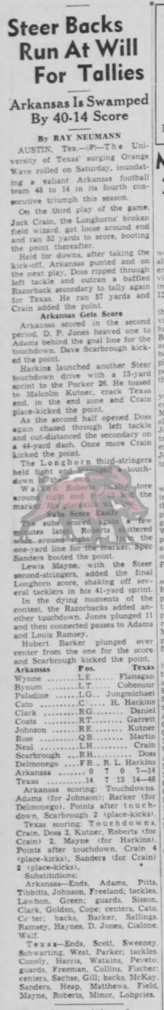 1941-10-19 Valley_Morning_Star_Sun__Oct_19__1941 p. 10 Story Game 23