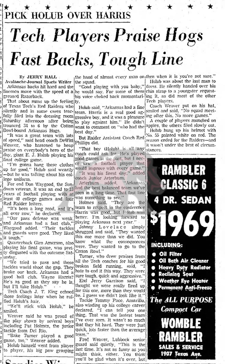 1960-11-20 Lubbock_Avalanche_Journal_Sun__Nov_20__1960_