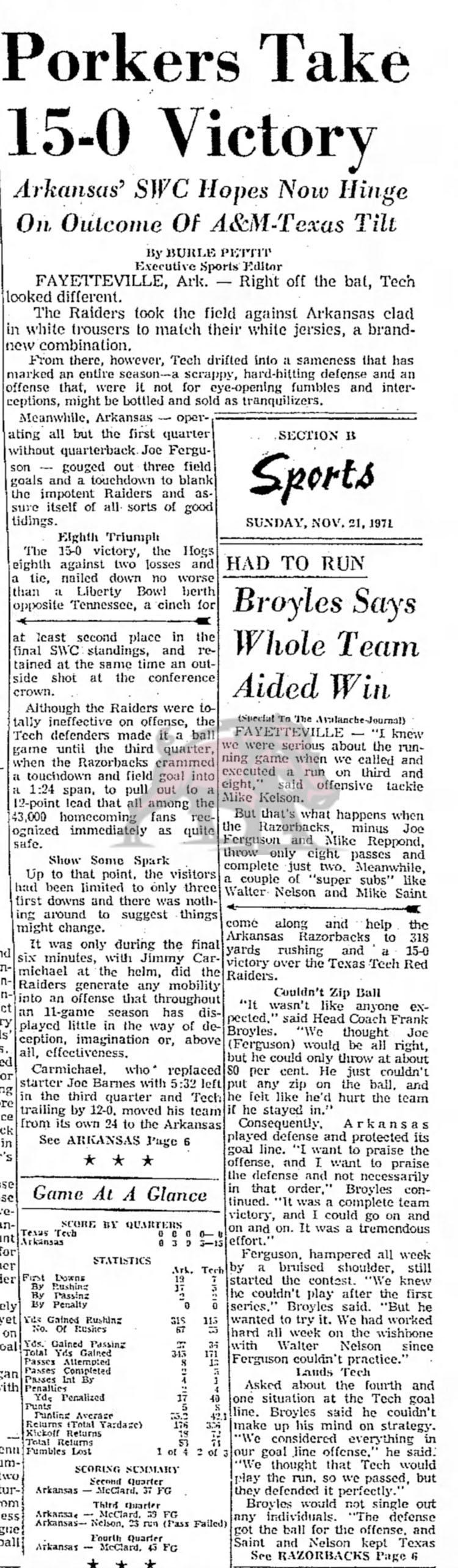 1971-11-21 Lubbock_Avalanche_Journal_Sun__Nov_21__1971_