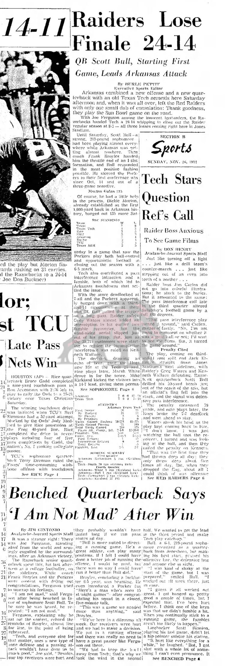 1972-11-26 Lubbock_Avalanche_Journal_Sun__Nov_26__1972_
